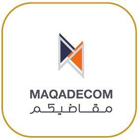 تطبيقات التوصيل تطبيق Maqadecom مقاضيكم